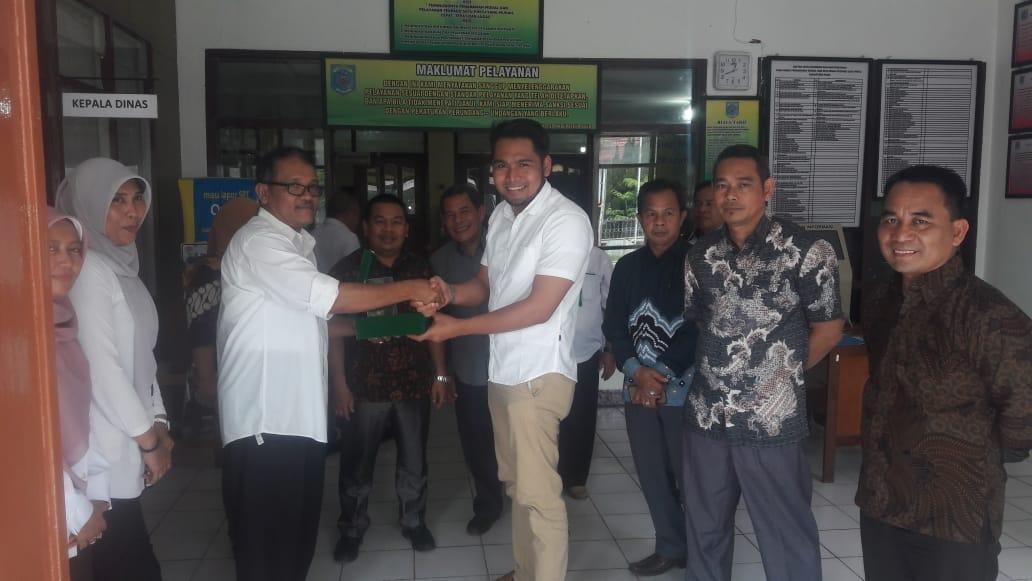 Komisi II DPRD Kabupaten Balangan Studi Banding Raperda IMB ke Kabupaten Paser