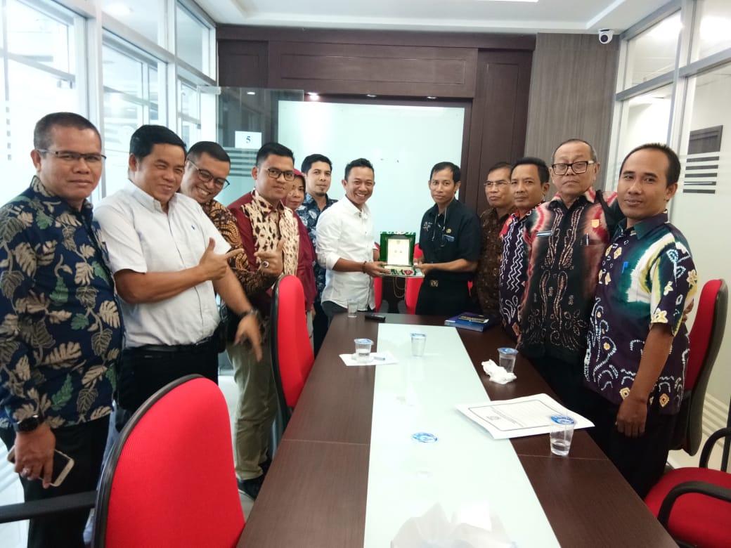DPRD Balangan Konsultasi ke Kementerian Desa Soal Wacana Penggabungan Desa.