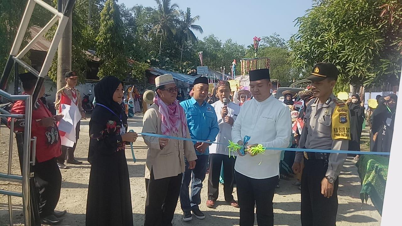 Ketua DPRD Balangan Lepas Pawai Tahun Baru Islam di Halong