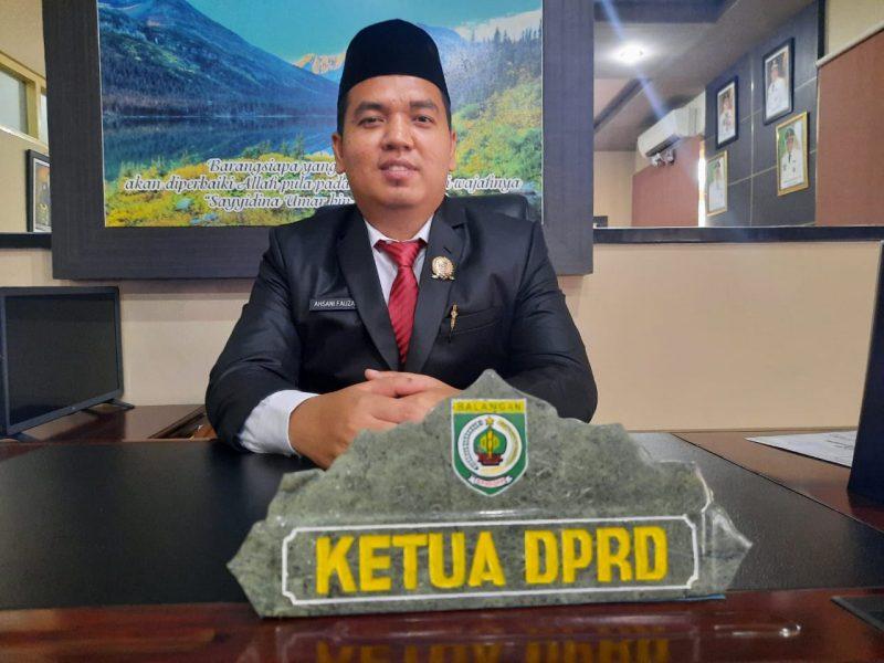 Ketua DPRD Balangan Ajak Masyarakat Maknai Pancasila