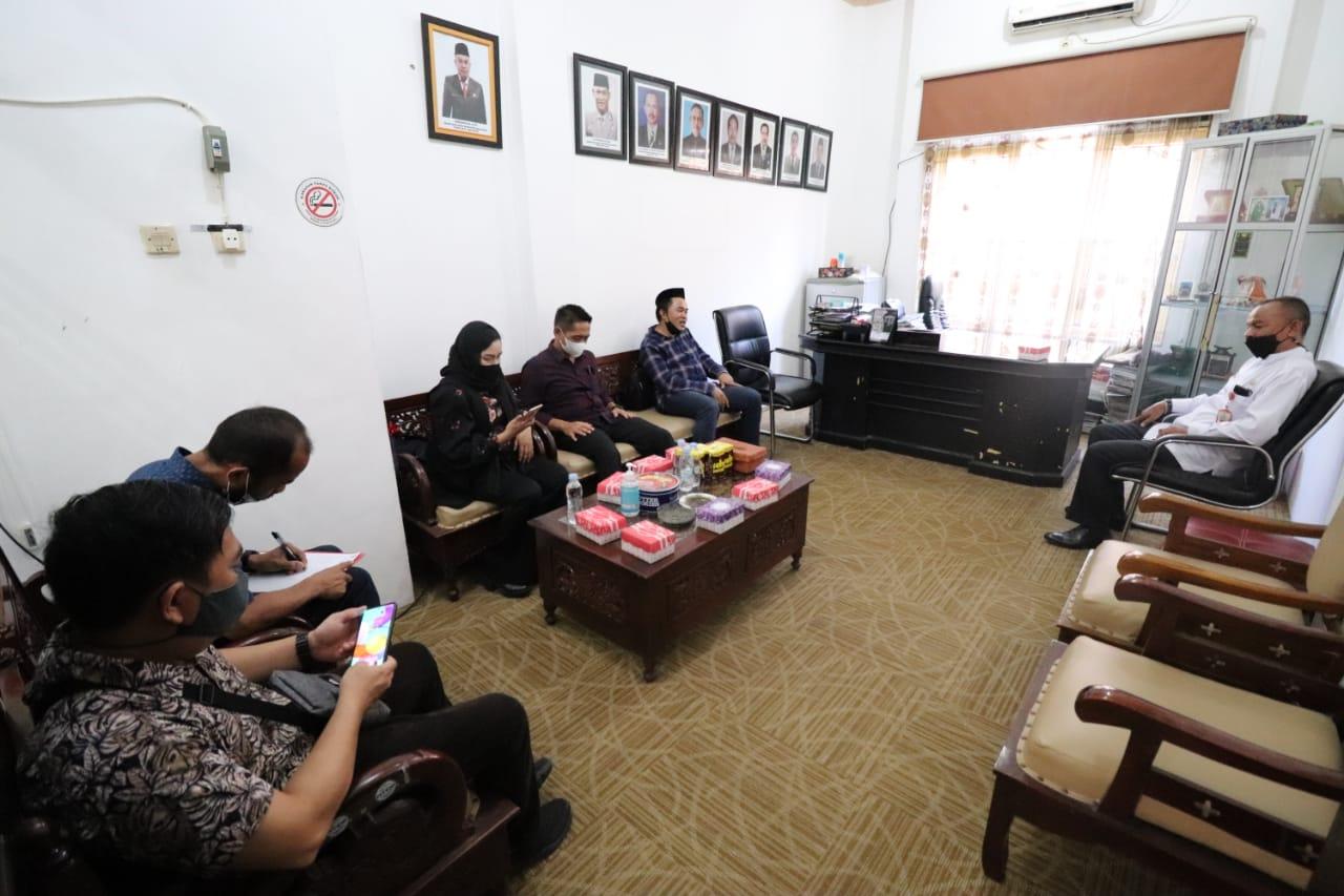 Bahas Perda Tanggung Jawab Sosial Perusahaan, DPRD Kutai Kartanegara Studi Banding ke DPRD Balangan