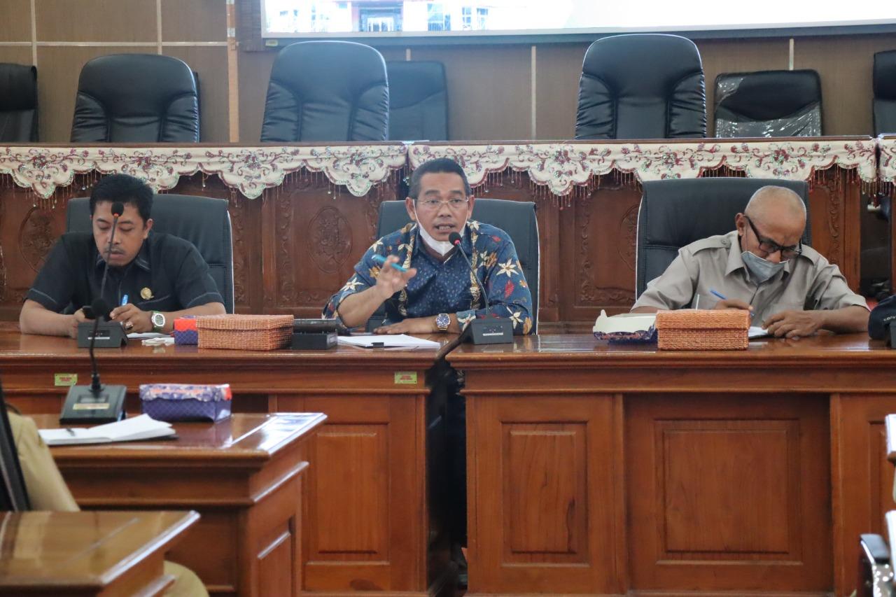 Ketua Komisi I DPRD: Sekolah TelahSiap Laksanakan PTM tapiBalangan Masih Zona Orange