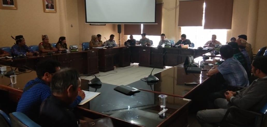 DPRD Balangan Akan Selesaikan Perda Kelembagaan Adat Dayak