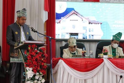 Raperda susunan perangkat daerah di Balangan resmi disetujui DPRD