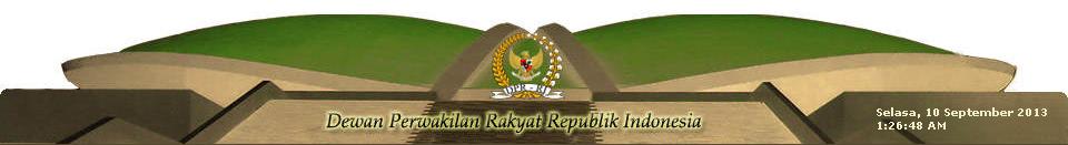 DPR Pusat